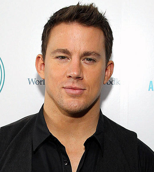 The 'Sexiest Man Alive': 1985-2012: 2012 - Channing Tatum, age 32