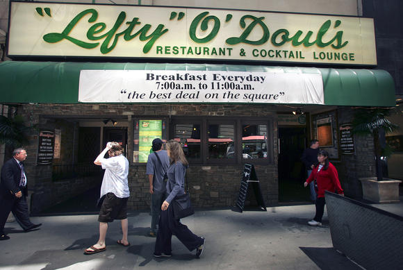 Travel to San Francisco - Lefty O'Douls