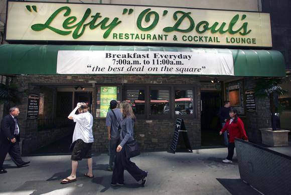 Travel to San Francisco - Lefty O'Douls