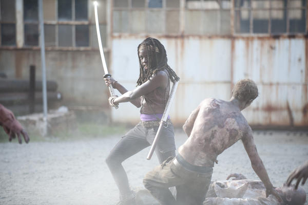 'The Walking Dead' Season 3 photos: Episode 5: Say the Word