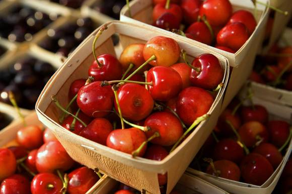 Tart cherries can ease gout
