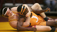 Photo Gallery: NSU Wrestling vs Jamestown