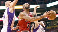 PHOENIX — A long, tough trip to vacate the United Center for the circus is as much a part of most Bulls' seasons as Benny the Bull and memories of MJ.