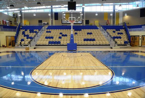 HCC's new arena