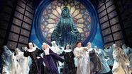 "THEATER REVIEW: ""Sister Act"" at the Auditorium Theatre ★★★ ... Well, sing hallelujah for a new, fresh, first-class Equity tour."