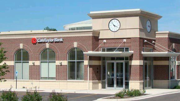 A Cole Taylor Bank branch in Lombard.
