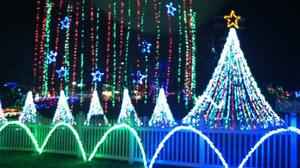 Christmas is in the air at Dutch Wonderland