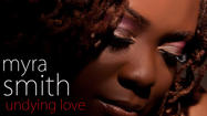 Singer Myra Smith is set to open for Brandy in Portsmouth Nov. 17, 2012.