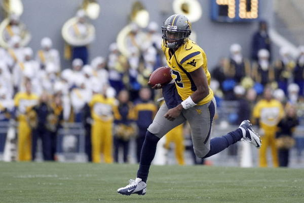 While at WVU, Smith has thrown 10,498 yards and 87 touchdowns. This season alone, Smith has thrown for 3,041 yards with a 71.3 completion percentage and 31 touchdowns.