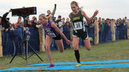 The Rim Rock high school cross country meet is known around the Midwest as the premier regular-season meet. Runners travel from Colorado, South Dakota, Iowa, Missouri and Oklahoma among other states to compete with the Midwest's best. More than 2,400 runners converge on the farm outside Lawrence to compete in three boys' races and three girls' races.
