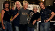 Universal CityWalk: REO Speedwagon to headline New Year's Eve