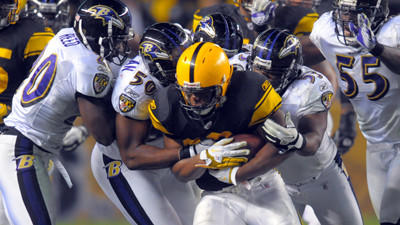 Ravens veterans school rookies on the Steelers rivalry