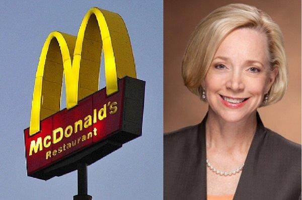 McDonald's U.S. chief Jan Fields is stepping down
