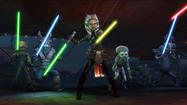 'Star Wars: The Clone Wars' preview: 'Bound For Glory'