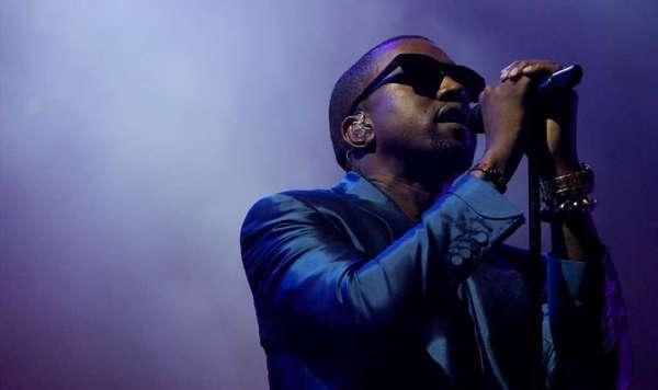 Kanye West in 2010.