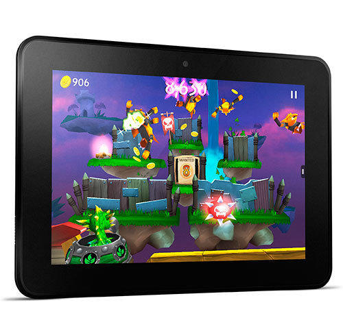 Amazon has begun shipping the 8.9-inch Kindle Fire HD, which originally was to go out to buyers Nov. 20.