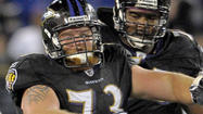 The Ravens confirmed Thursday that starting right guard Marshal Yanda returned to practice. Yanda, a Pro Bowler last year, participated on a limited basis after sitting out Wednesday's session because of an injured ankle.