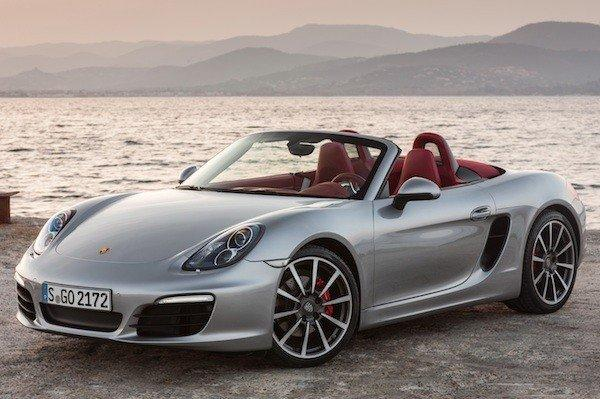 Porsche has confirmed an all-new Cayman will make its world debut at the 2012 L.A. Auto Show. Expect it to look much like its convertible counterpart, the Boxster, seen here.