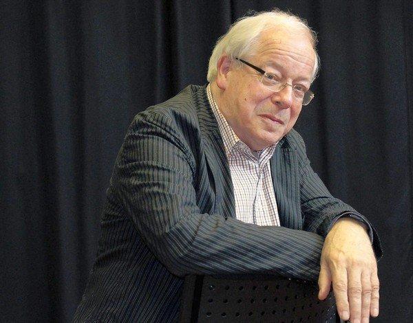 Film historian David Thomson