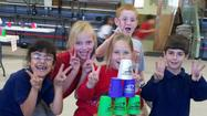 Photos: Cup Stacking Record Attempt