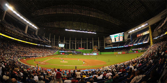 The Marlins opened a new ballpark this year, but Miami still doesn't seem to be embracing baseball.