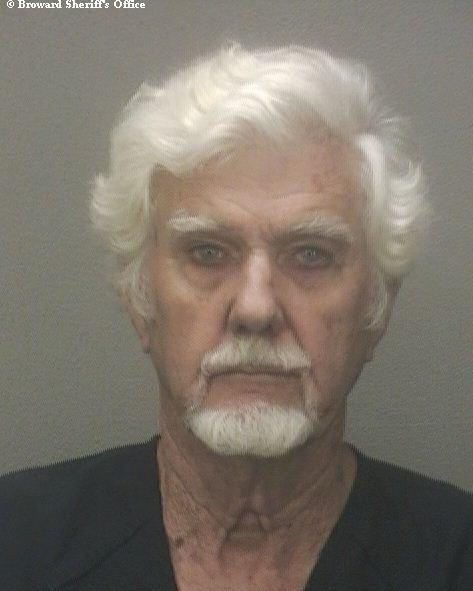 Dog owner Hume Hamilton, 82, was sentenced to three years in prison after his dog killed a cat