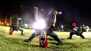 Pictures: Bethune-Cookman University Marching Wildcats rehearse for the 2012 Florida Classic