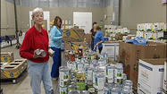 Southwest Virginia's generosity made the WDBJ7 Home and Away Food Drive a success. Now we know where some of that food is headed.