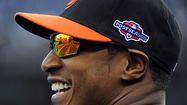 "This season's Most Valuable Oriole, center fielder Adam Jones, placed sixth in <a href=""http://bbwaa.com/12-al-mvp/"">this year's American League Most Valuable Player voting. </a>"