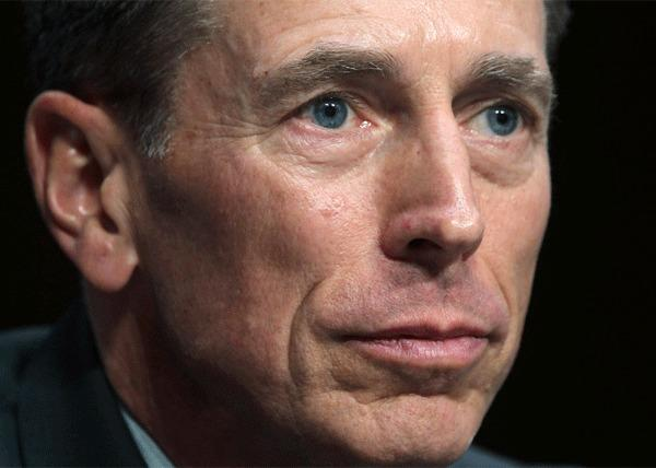 David Petraeus submitted his resignation as director of the CIA on Nov. 9 citing an extramarital affair.