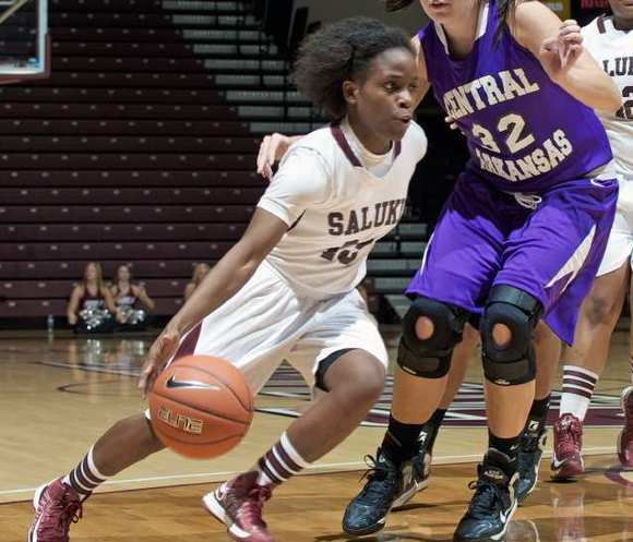 Former Bell-Jeff standout Rishonda Napier is a freshman at Southern Illinois University.