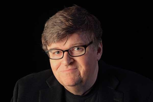 "Michael Moore will be a guest on the season final of ""Real Time With Bill Maher"" on HBO"