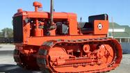 1937 Allis-Chalmers WM crawler