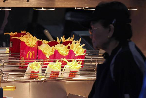 McDonald's USA's outgoing president, Jan Fields, backed efforts to modernize the chain and make its food more healthful. But consumers' enthusiasm didn't last.