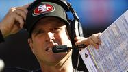 49ers coach profited from many mentors