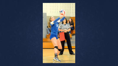 Berlin junior Shelby Coughenour earned All-Somerset County volleyball MVP honors for the second straight season Thursday.