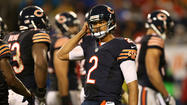 I've heard it suggested that Jason Campbell is the best backup quarterback in this year's NFL — and that maybe the former Raider and Redskin is better than any No. 2 the Bears have ever had.