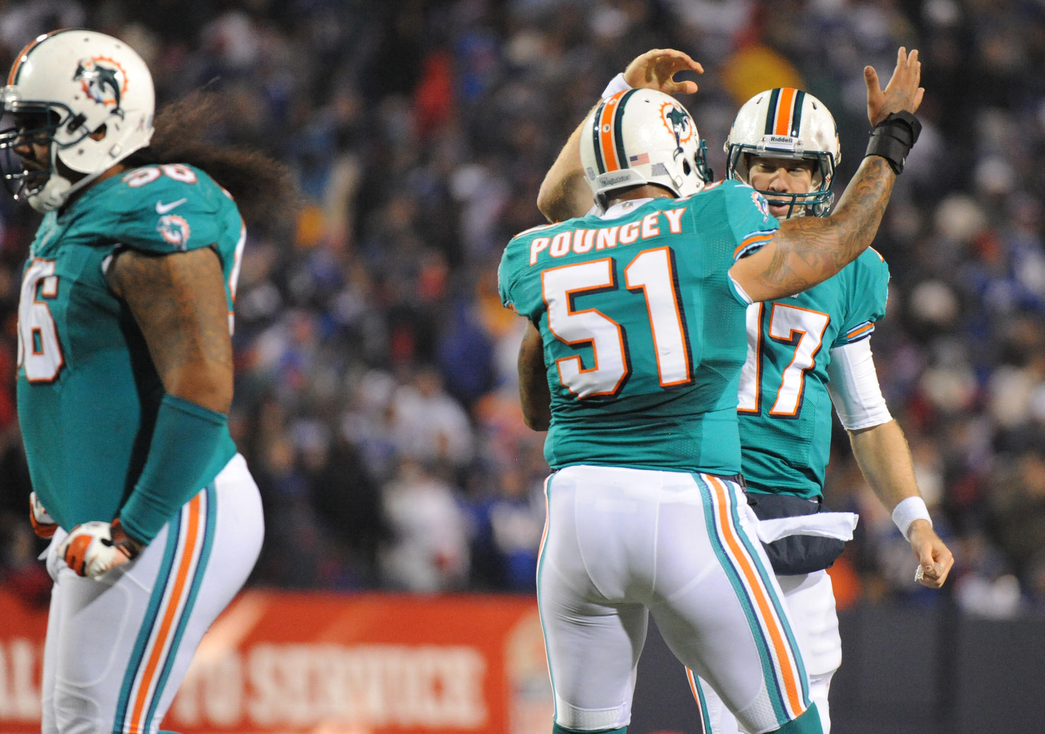 Would a contract extension for Mike Pouncey make sense