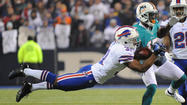 <b>Photos:</b> Miami Dolphins vs. Buffalo Bills