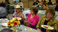 GALLERY: Thanksgiving Lunch For Seniors