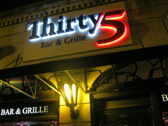 Thirty5 Bar & Grille