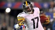 Usually, the speed of Ravens receiver Torrey Smith presents a lot of challenges for defenses, but the Pittsburgh Steelers aren't too concerned. Pittsburgh cornerbacks Keenan Lewis and Ike Taylor see that type of speed every day in practice when they go against Mike Wallace, who has 42 catches for 539 yards and six touchdowns.