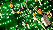 Legoland Florida: Christmas Bricktacular begins Dec. 1