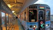 CTA releases holiday train schedule