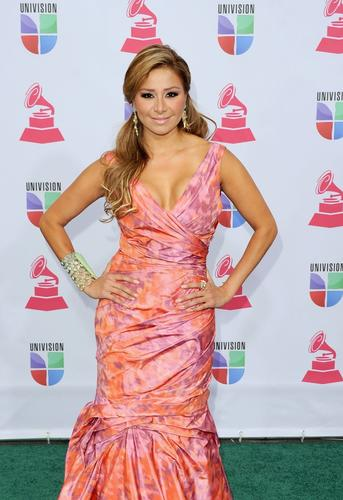 Singer Cristina Eustace
