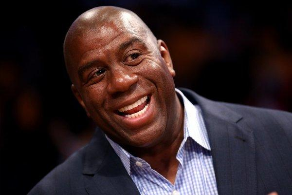 Magic Johnson's tweets about the Lakers' hiring of Mike D'Antoni have evolved from dissapointment to support.