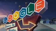 Google Doodles of 2012