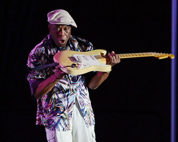 Buddy Guy performs at Seminole Casino Coconut Creek on November 11, 2012 in Coconut Creek, Florida.