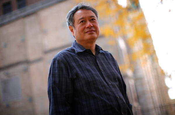 """Life of Pi"" director Ang Lee."