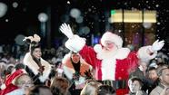 Photo Gallery: South Coast Plaza Tree Lighting